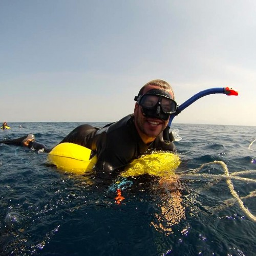 Free-dive-Instructor
