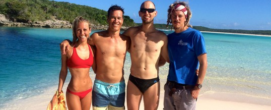 Freedive Gili Team finish the year on a high!